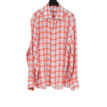 Plaid Button Down Kiton