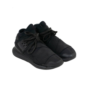 Qasa High (Triple Black) Y-3