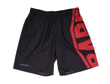 Rare Logo Swim Shorts GIVENCHY