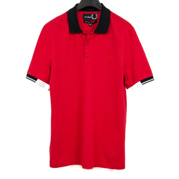 Red Polo FRED PERRY x RAF SIMONS