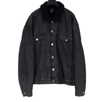 Sherpa Trucker Denim Jacket Ksubi