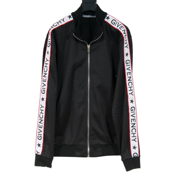 Side Tape Track Jacket GIVENCHY