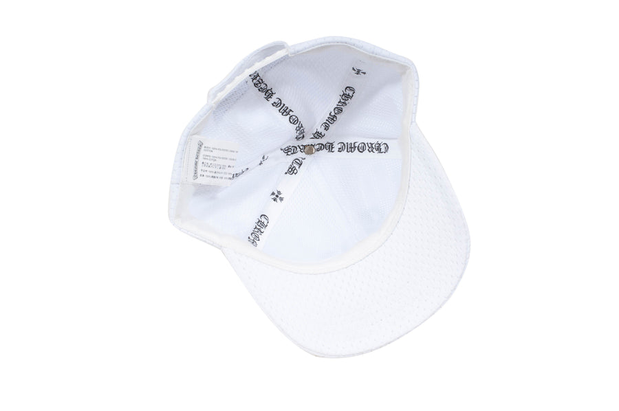 Six Panal Hat (White) CHROME HEARTS