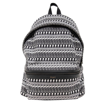 Skeleton Backpack SAINT LAURENT