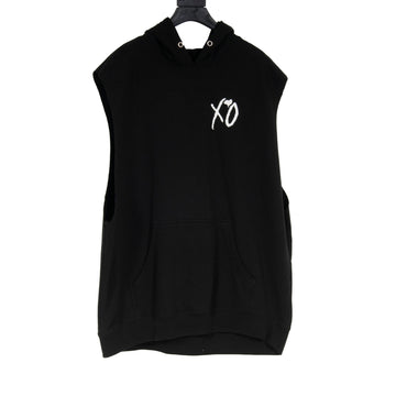 Sleeveless Starboy Hoodie The Weeknd