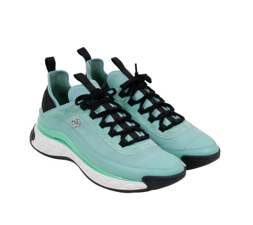 Sneakers (Teal) CHANEL