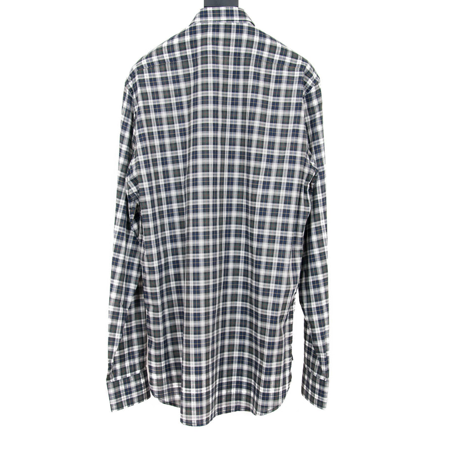 SS15 Button Down SAINT LAURENT
