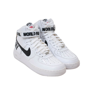 Supreme Air Force 1 High (White) NIKE