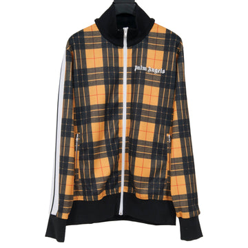 Tartan Yellow Jacket Palm Angels