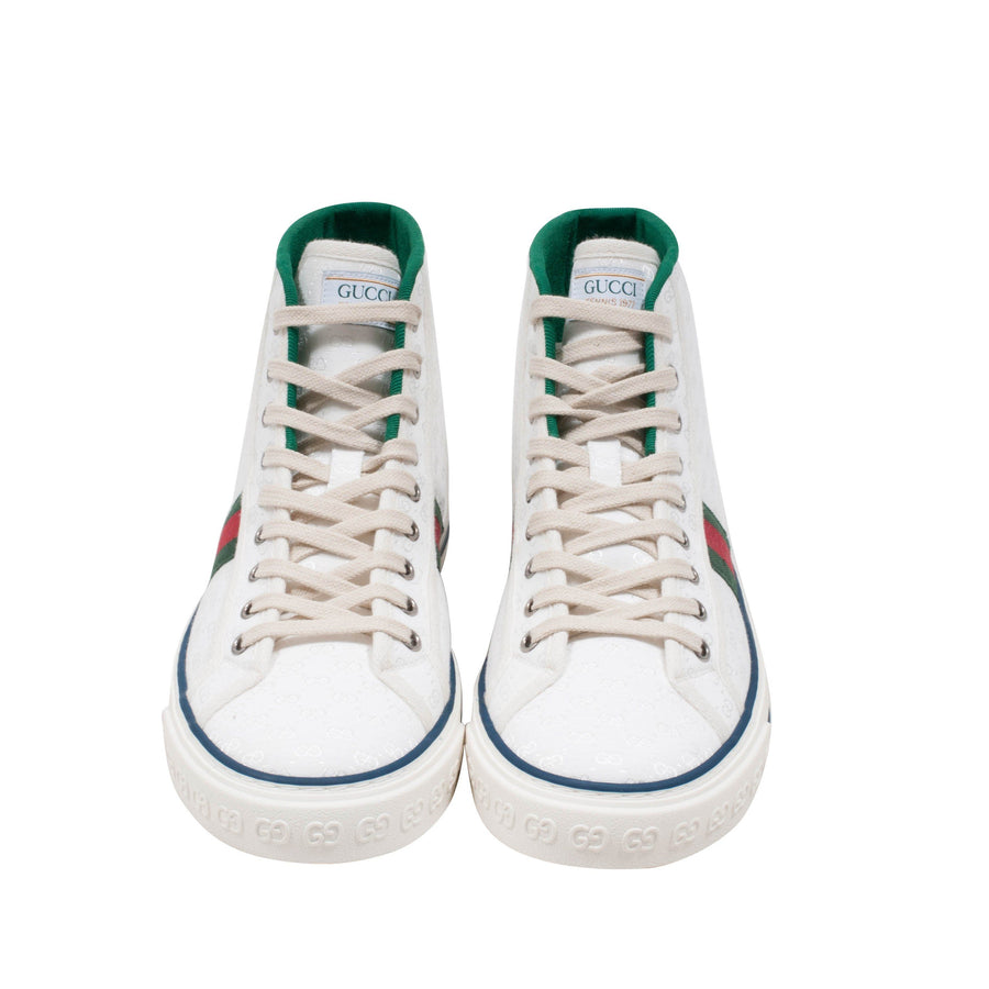 Tennis 1977 High Top Sneakers GUCCI