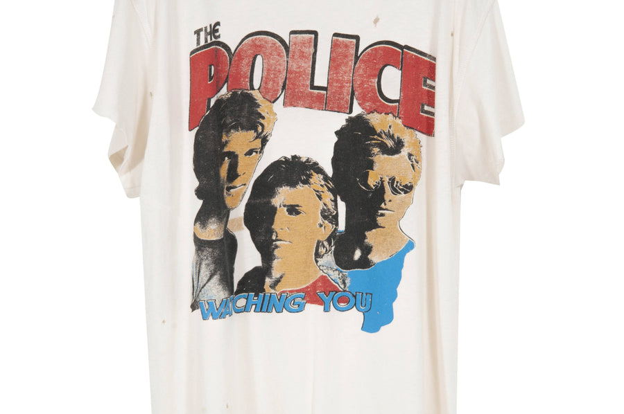 The Police Watching You T Shirt Madeworn