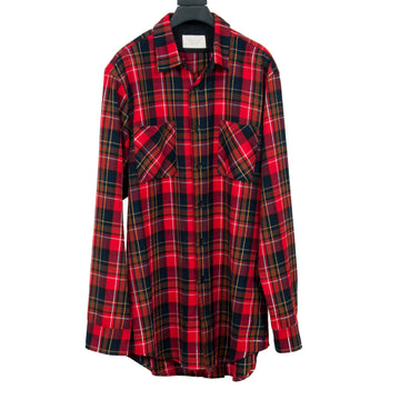 Third Collection Flannel FEAR OF GOD