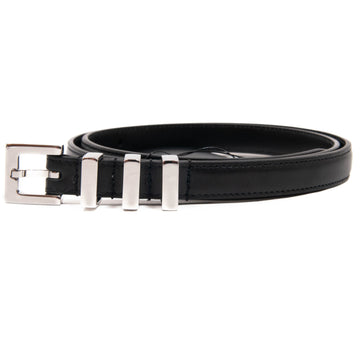 Three Passant Slim Belt SAINT LAURENT