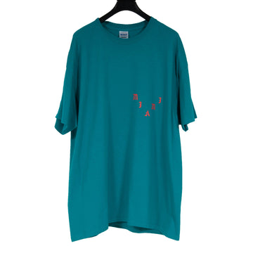 TLOP Merch Miami T Shirt (Turquoise) Kanye West