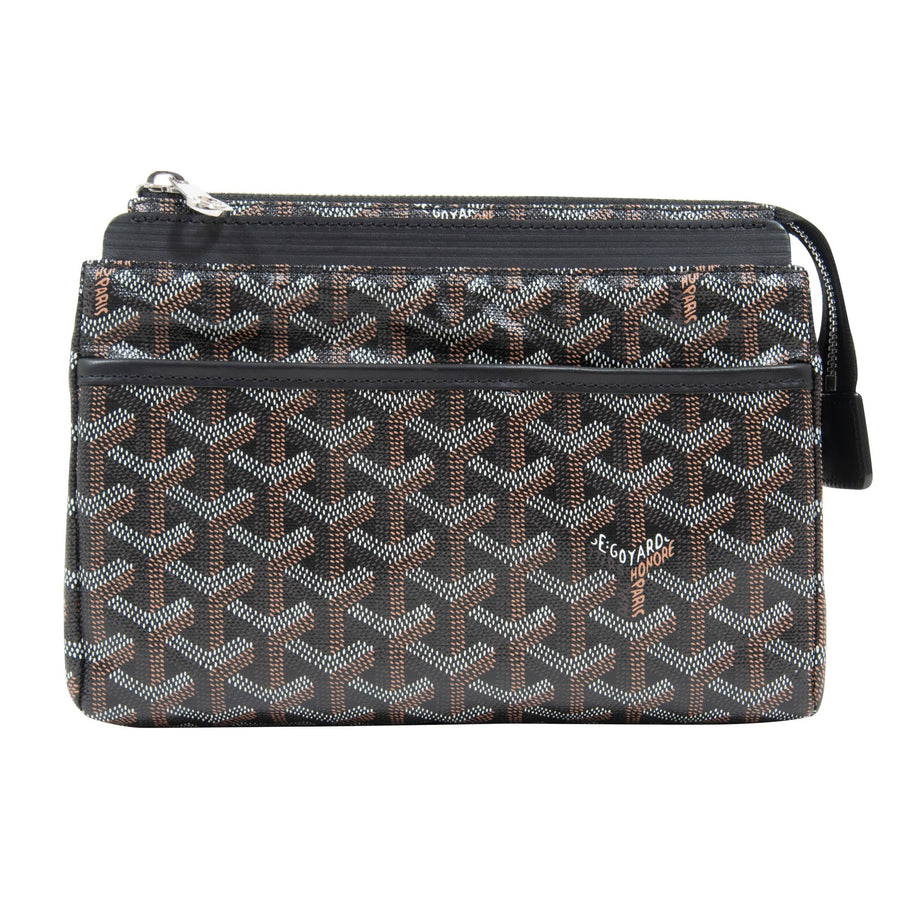 Toiletry Bag (Black) GOYARD