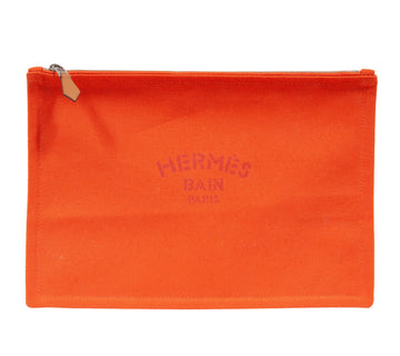 Trousse Yachting Flat GM Pouch HERMES