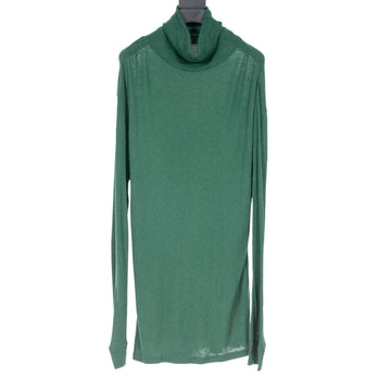 Turtleneck Sweater (Green) BALMAIN