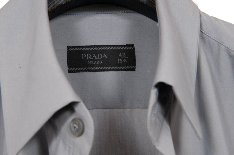 Two Tone Button Down Prada