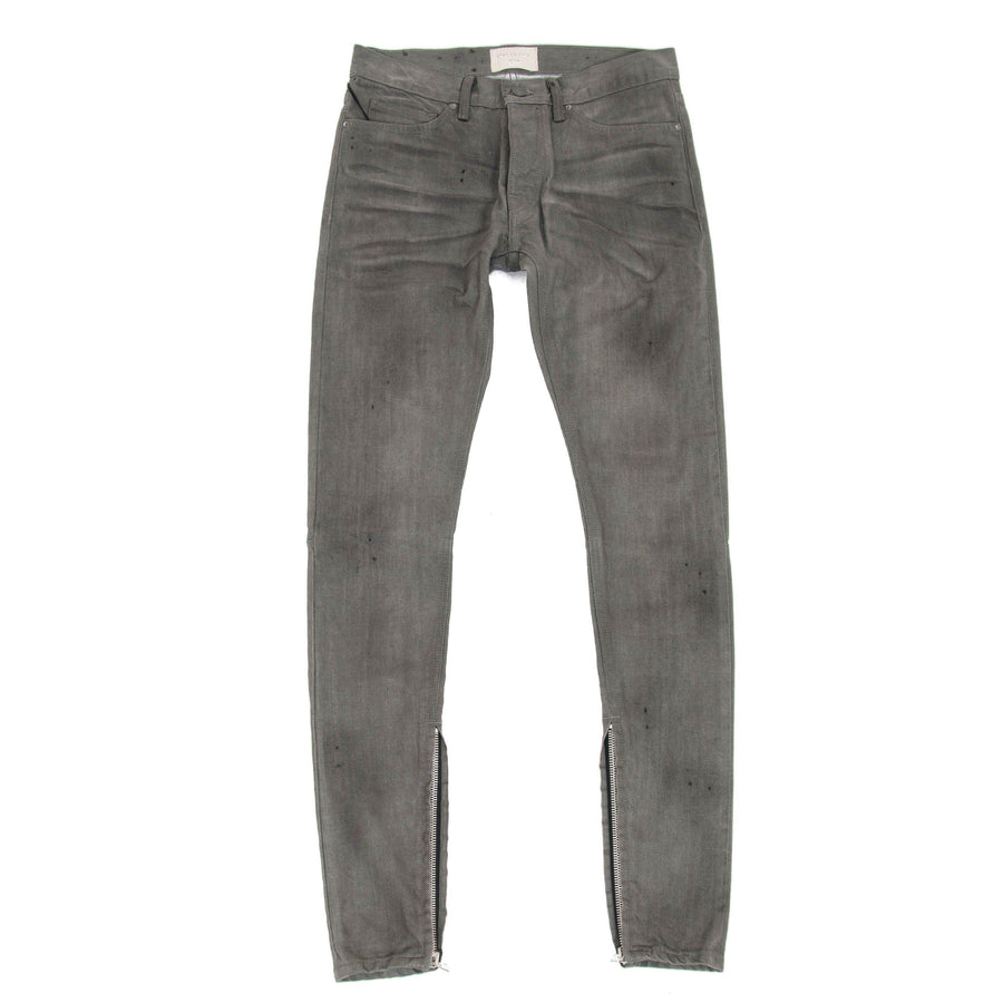 Union LA Selvedge Denim Jeans FEAR OF GOD