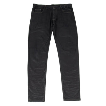 Waxed Detroit Jeans RICK OWENS