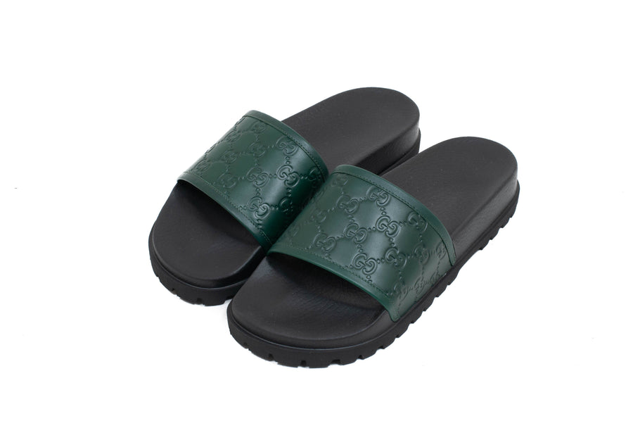 Web Slide Sandal GUCCI
