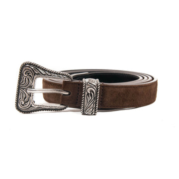 Western Buckle Belt SAINT LAURENT