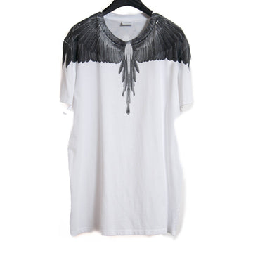 Wings Graphic T Shirt MARCELO BURLON