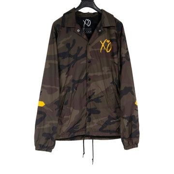 XO Rain Jacket (Camo) The Weeknd