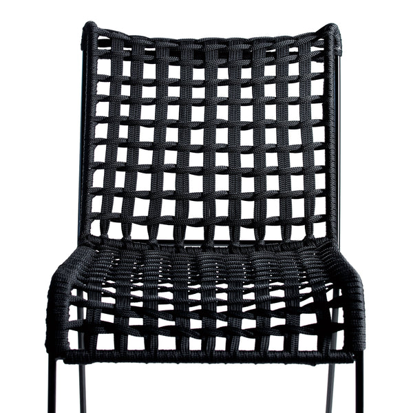 Rope ~ inside and outside dining chair - SPACEMAN
