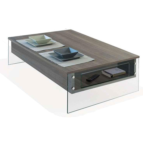 Nook ~ coffee table with storage - SPACEMAN