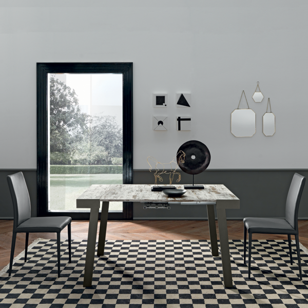 Symmetry ~ console/dining table