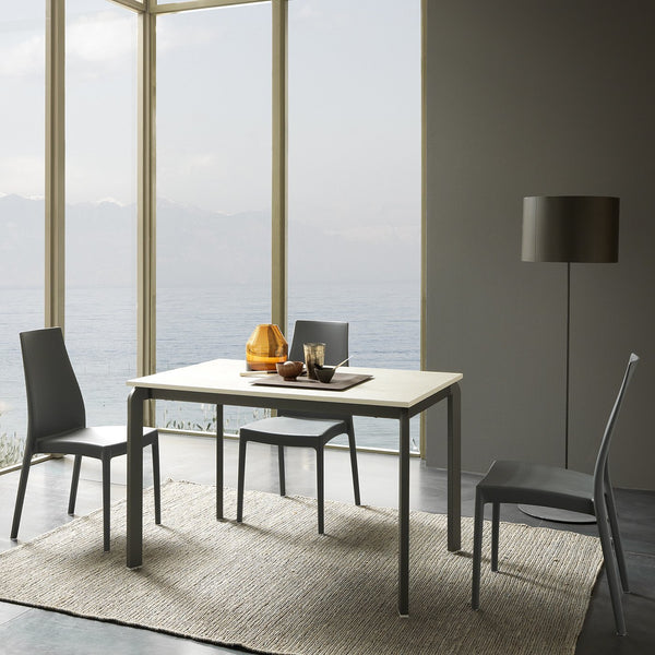 Arc ~ expanding dining table