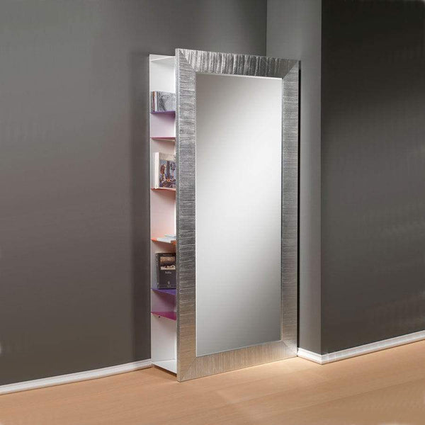 Magic Bookcase ~ mirror/ storage - SPACEMAN