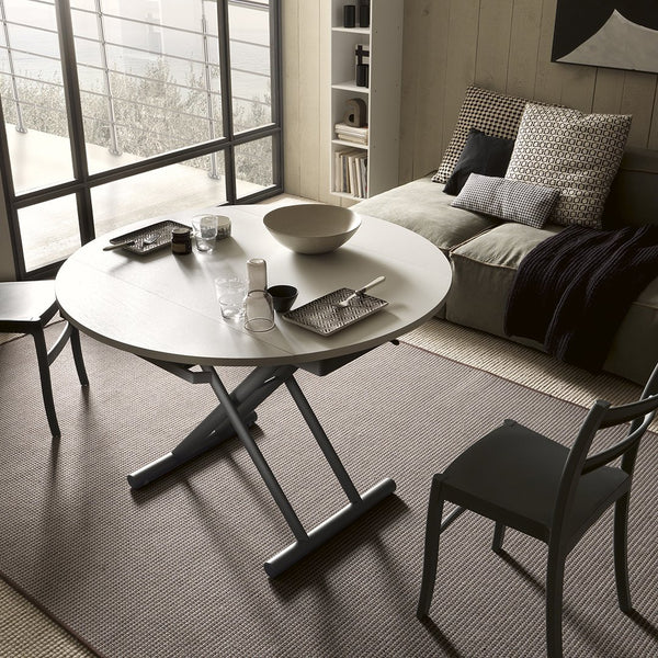 Rondo ~ round coffee table/dining table - SPACEMAN