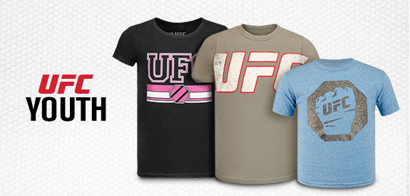 UFC Youth Apparel
