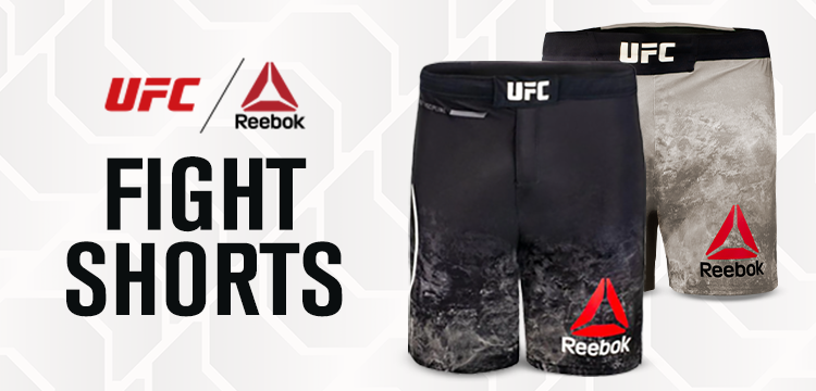 UFC Reebok Fight Shorts