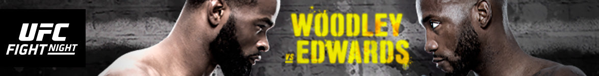 Woodley vs. Edwards