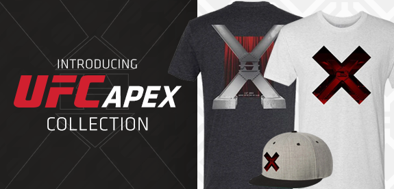 Introducing UFC Apex collection