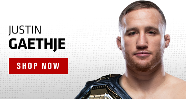 Justin Gaethje shop now