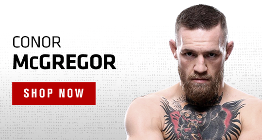 Conor McGregor shop now