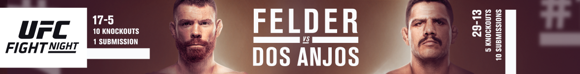 UFC Fight Night Felder vs. Dos Anjos