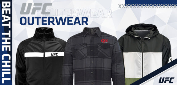 Beat the chill UFC outerwear
