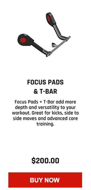 Body Action System Focus Pads