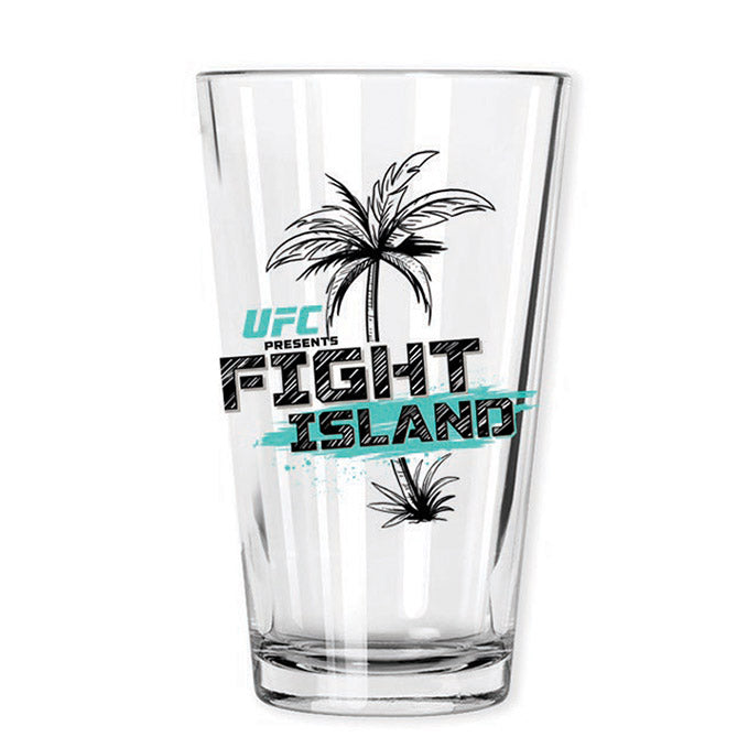 UFC Fight Island Pint Glass
