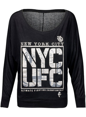 Women's UFC New York 25th Anniversary Inner City Sweater