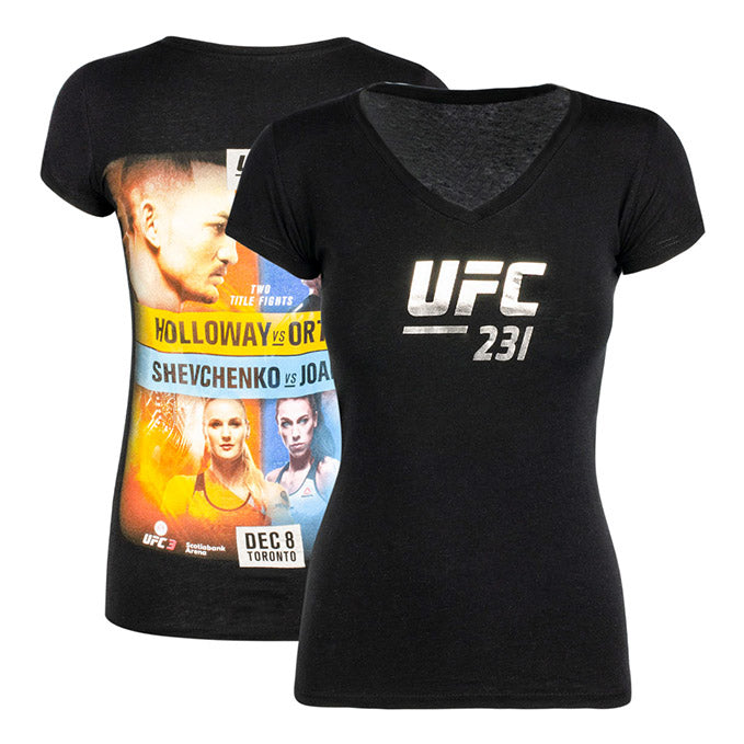 Women's UFC 231 Event T-Shirt