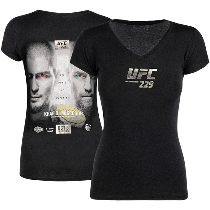 Women's UFC 229 Event T-Shirt