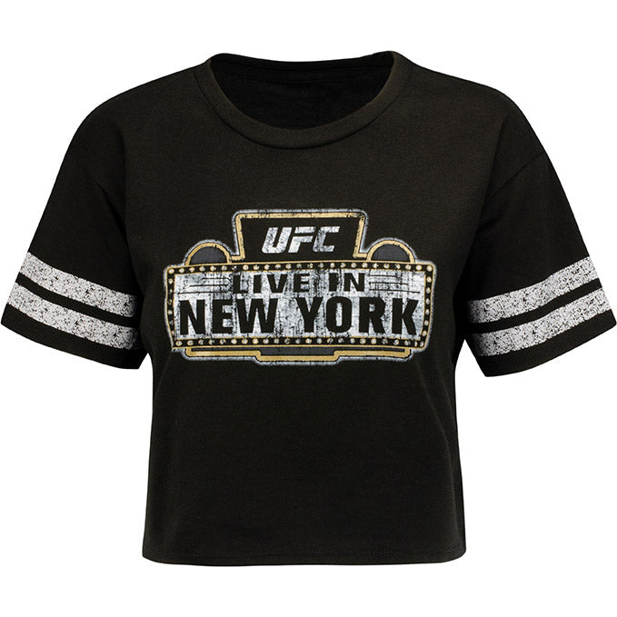 UFC New York Women's Crop Top