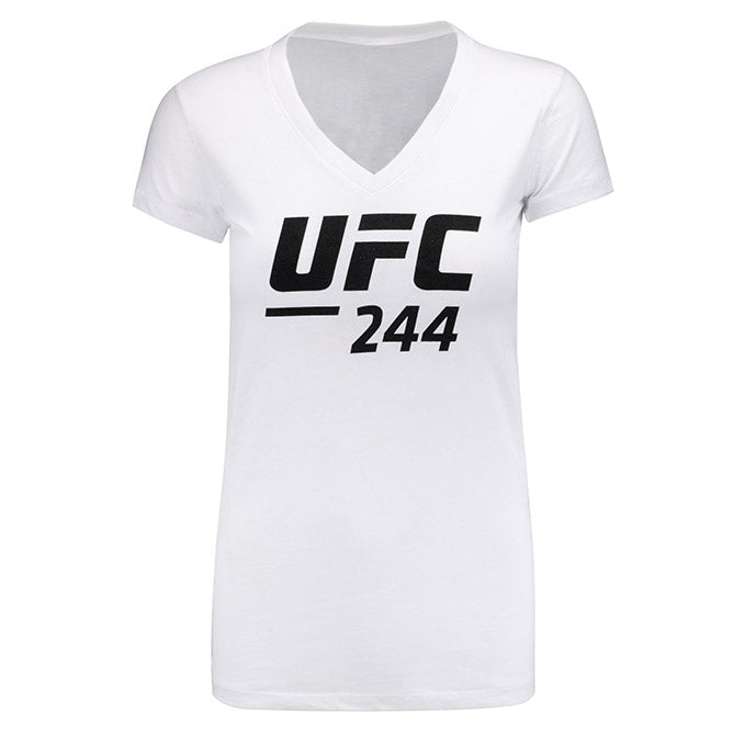 Womens UFC 244 Event T-Shirt