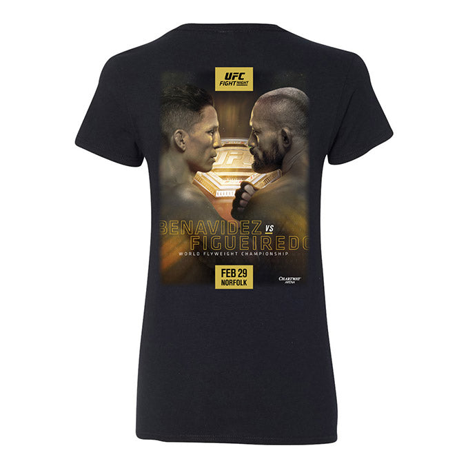 UFC Norfolk Ladies Event T-Shirt